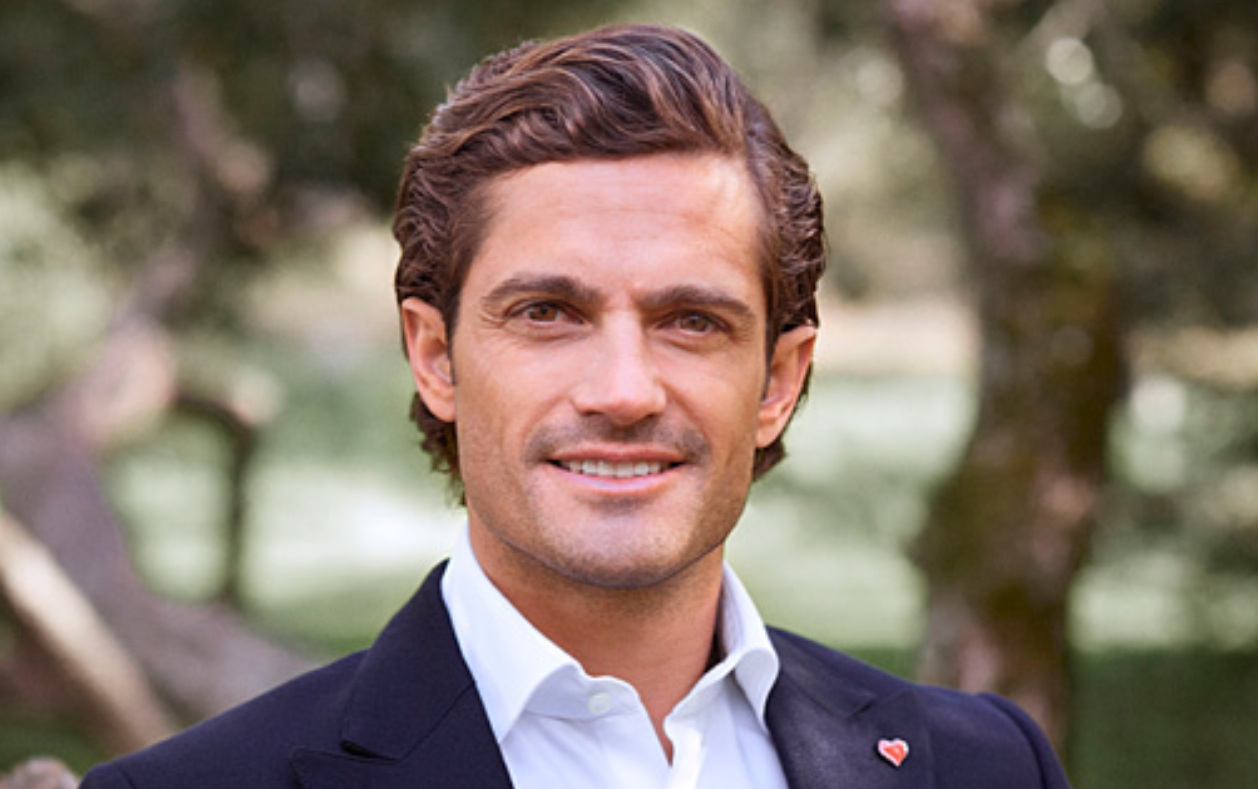 His Royal Highness Prince Carl Philip of Sweden Attends
