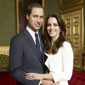 Their Royal Highnesses The Duke and Duchess of Cambridge's Baby Due in July.