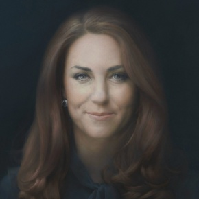 Critics Still Whining About The Duchess of Cambridge's New Portrait.