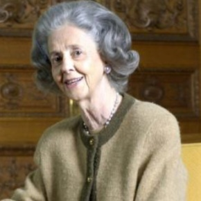 The Belgian Government Agrees to Cut Queen Fabiola of Belgium's Allowance.