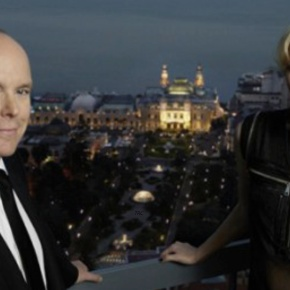 TSHs Prince Albert II and Princess Charlene of Monaco Unveil Their New Jet. (VIDEO)
