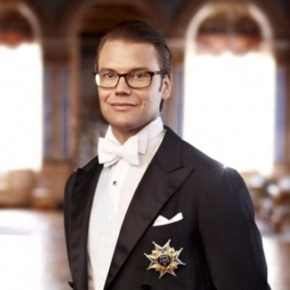 HRH Prince Daniel of Sweden Visits the Berättarministeriet.