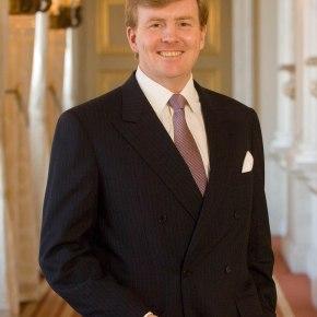 HM King Willem-Alexander of the Netherlands Visits Ervaringsmaatjes.