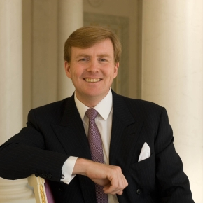 His Majesty King Willem-Alexander of the Netherlands Launches a New Campaign in Utrecht.