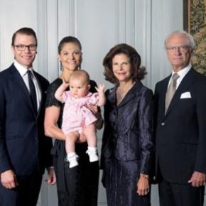Året med kungafamiljen 2012(VIDEO)