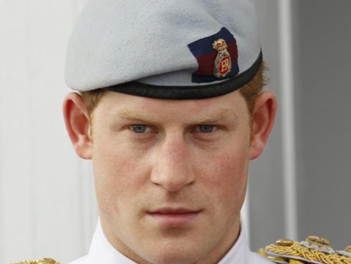 Hrh Prince Harry Of Wales Visits Lesotho Video The
