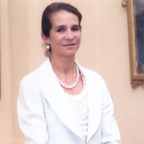 Her Royal Highness Infanta Elena of Spain Attends an Award Ceremony.(VIDEO)