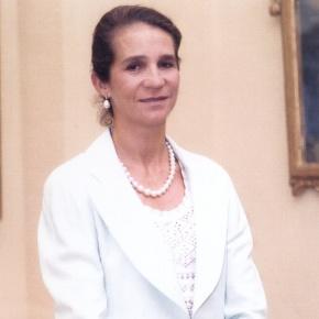 Her Royal Highness Infanta Elena of Spain Attends the Premios de Acción Humanitaria Doña María de las Mercedes.  Plus, News Regarding His Majesty King Juan Carlos I ofSpain.