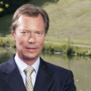His Royal Highness Grand Duke Henri of Luxembourg Holds anAudience.