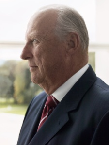 His Majesty King Harald V