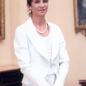 Her Royal Highness Infanta Elena of Spain Holds anAudience.