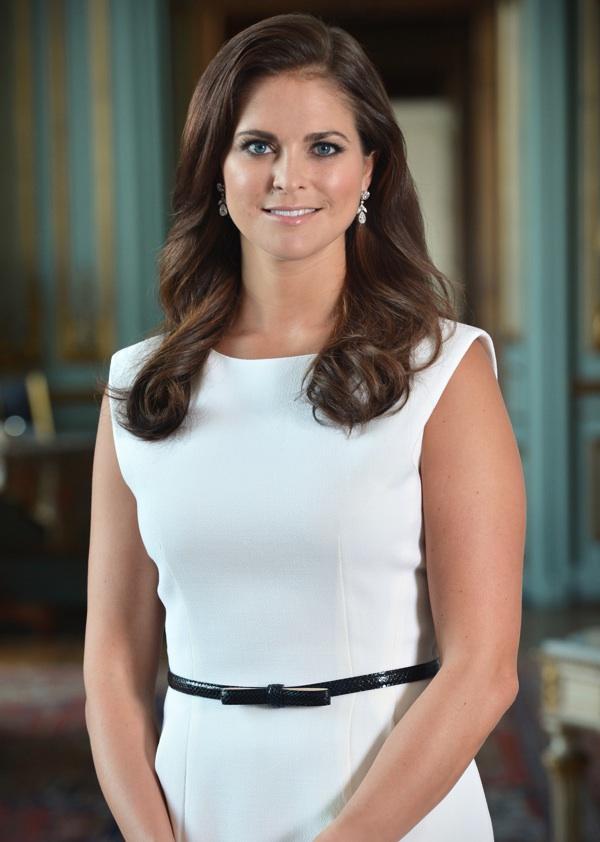 ... Royal Highness Princess Madeleine of Sweden. | The Royal Correspondent