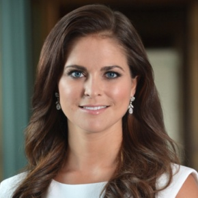 An Interview With Her Royal Highness Princess Madeleine of Sweden.