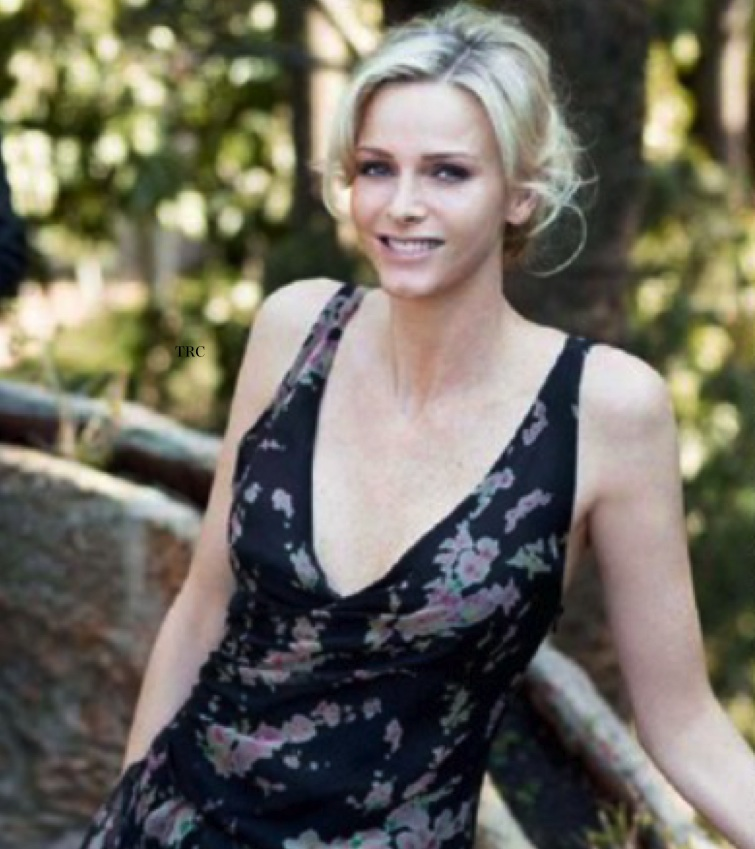 Her Serene Highness Princess Charlene Of Monaco Attends
