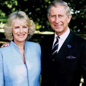 TRHs The Prince of Wales and The Duchess of Cornwall Attend a Flower Show.