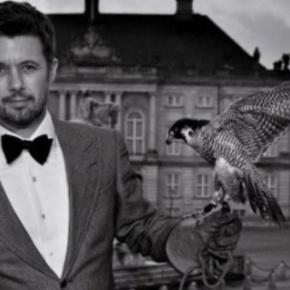 His Royal Highness Crown Prince Frederik of Denmark Hosts a Hunt.(VIDEOS)