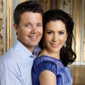 The Crown Prince and Crown Princess of Denmark Visit Mexico City. (VIDEO)