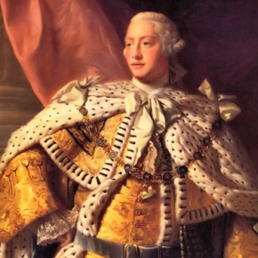 The Coronation of His Majesty King George III.