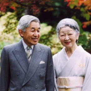 TIMs Emperor Akihito and Empress Michiko of Japan Attend a Concert. (VIDEOS)