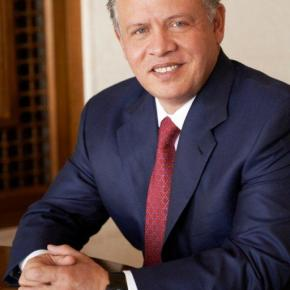 His Majesty King Abdullah II of Jordan Holds an Audience.