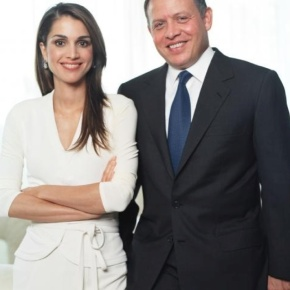 News Regarding Their Majesties King Abdullah II and Queen Rania of Jordan.
