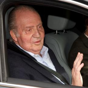 His Majesty King Juan Carlos I of Spain Discharged from the Hospital.(VIDEO)