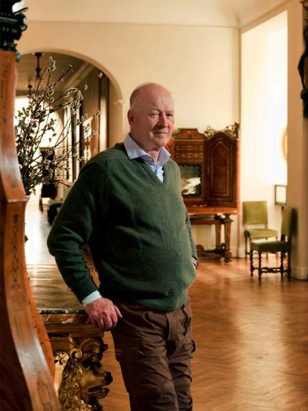 Умер супруг датской принцессы Бенедикты