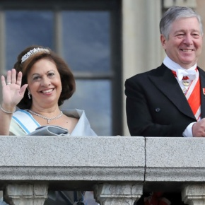 News Regarding Their Royal Highnesses Crown Prince Alexander and Crown Princess Katherine of Serbia.
