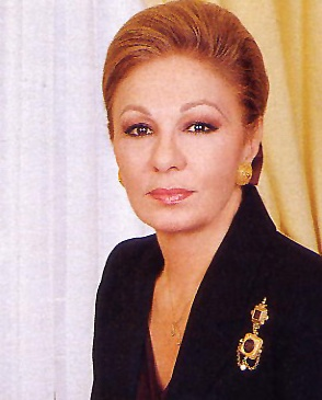 Her imperial majesty shahbanou farah pahlavi empress of for Shah bano farah pahlavi