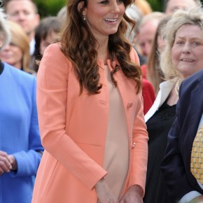 Her Royal Highness The Duchess of Cambridge Celebrates Children's Hospice Week in Hampshire.(VIDEOS)