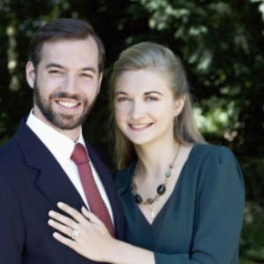 TRHs Hereditary Grand Duke Guillaume and Hereditary Grand Duchess Stéphanie of Luxembourg to Attend the Upcoming Inauguration in Amsterdam.  Plus, OtherNews.