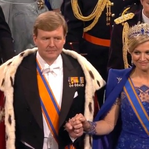 Highlights From The Inauguration of His Majesty King Willem-Alexander of the Netherlands.(VIDEOS)