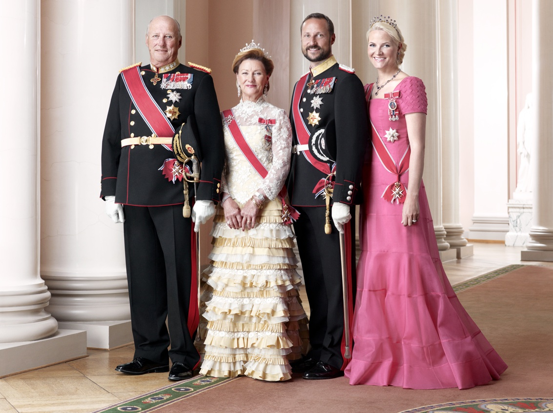 royals norwegen