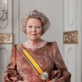 HRH Princess Beatrix of the Netherlands Inaugurates a New Wind Farm. (VIDEOS)