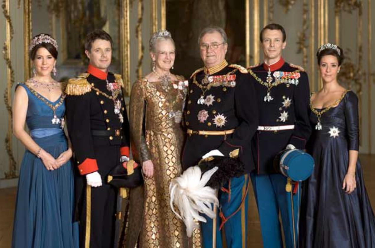 королевская семья рождество 2015