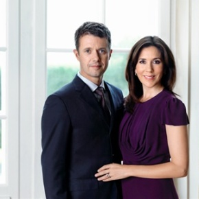 An Interview With Their Royal Highnesses Crown Prince Frederik and Crown Princess Mary of Denmark. (VIDEOS)