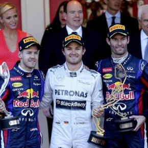 Fun Times at the 2013 Grand Prix de Monaco for Their Serene Highnesses Prince Albert II and Princess Charlene ofMonaco.