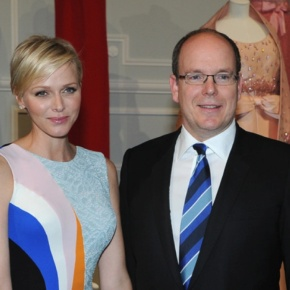 TSHs Prince Albert II and Princess Charlene of Monaco Attend an Incredibly Important FashionShow.