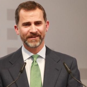 HRH Prince Felipe of Asturias Gives a Speech During the 2013 Laureate Summit on Youth and Jobs in Europe.(VIDEOS)
