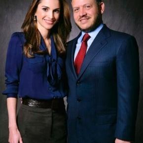 News Regarding TMs King Abdullah II and Queen Rania of Jordan.(VIDEOS)