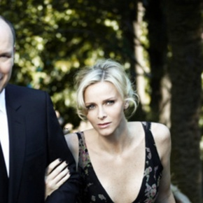 News Regarding Their Serene Highnesses Prince Albert II and Princess Charlene of Monaco. (VIDEO)