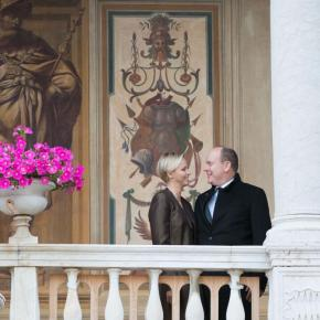 News Regarding Their Serene Highnesses Prince Albert II and Princess Charlene of Monaco.