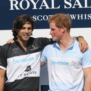 His Royal Highness Prince Harry of Wales Plays Polo in Connecticut. (VIDEOS)