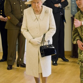 Her Majesty Queen Elizabeth II and His Royal Highness The Duke of Edinburgh Visit a Rehabilitation Center in Surrey. (VIDEOS)
