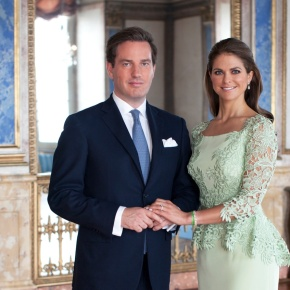 Her Royal Highness Princess Madeleine of Sweden's First Child to be Born in New York.