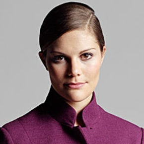 Her Royal Highness Crown Princess Victoria of Sweden Attends a Conference at the Medelhavsmuseet in Stockholm. (VIDEO)