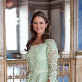 Her Royal Highness Princess Madeleine of Sweden Attends an Event in New York City.