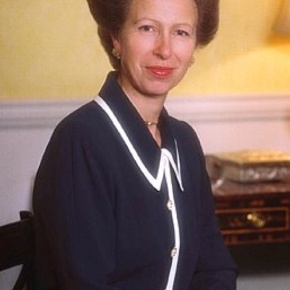 Her Royal Highness The Princess Royal Attends a Seminar.