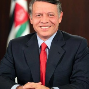 His Majesty King Abdullah II of Jordan Attends an Award Ceremony. (VIDEO)