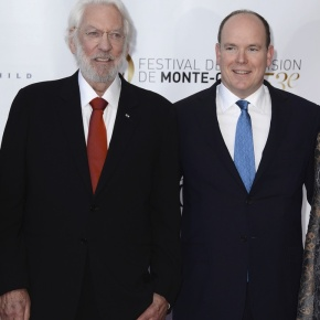 His Serene Highness Prince Albert II of Monaco Attends the Opening of the 53rd Festival de Télévision deMonte-Carlo.